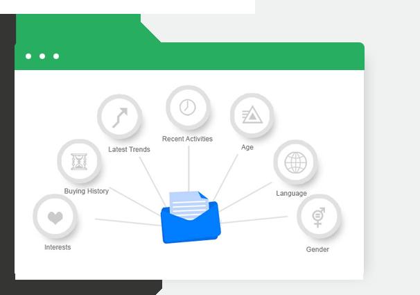 Bayengage Create list and segmentation