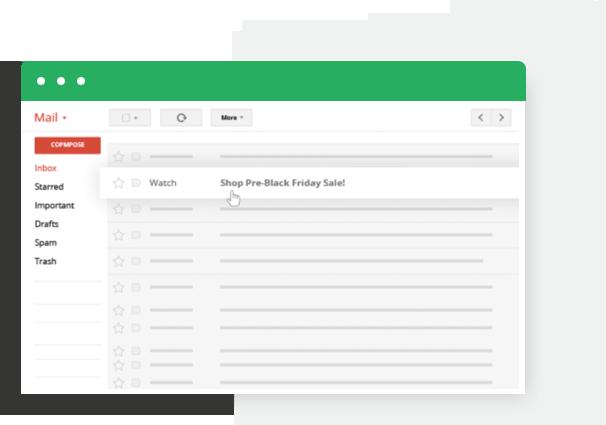 Bayengage improve inbox capability