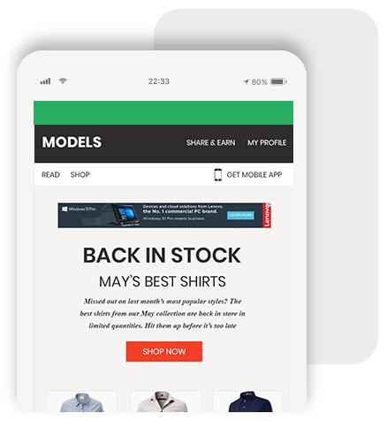 Bayengage Woocommerce back in stock emails