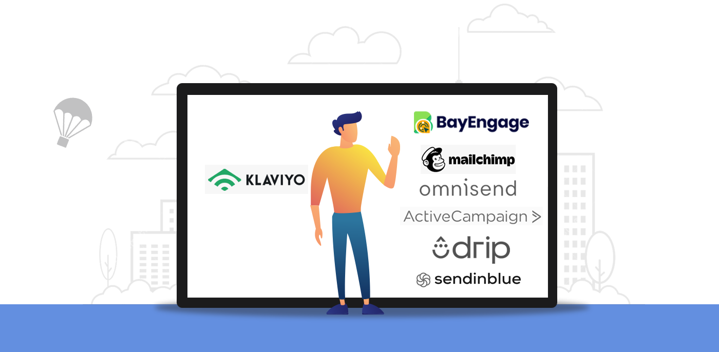 Klaviyo alternatives BayEngage banner