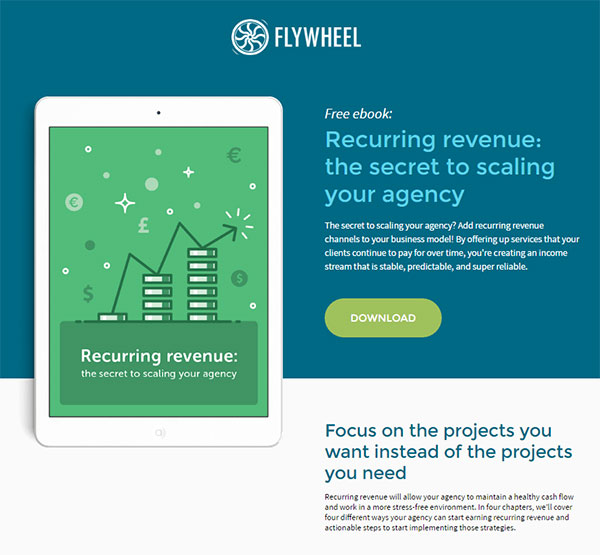 Flywheel's trigger email