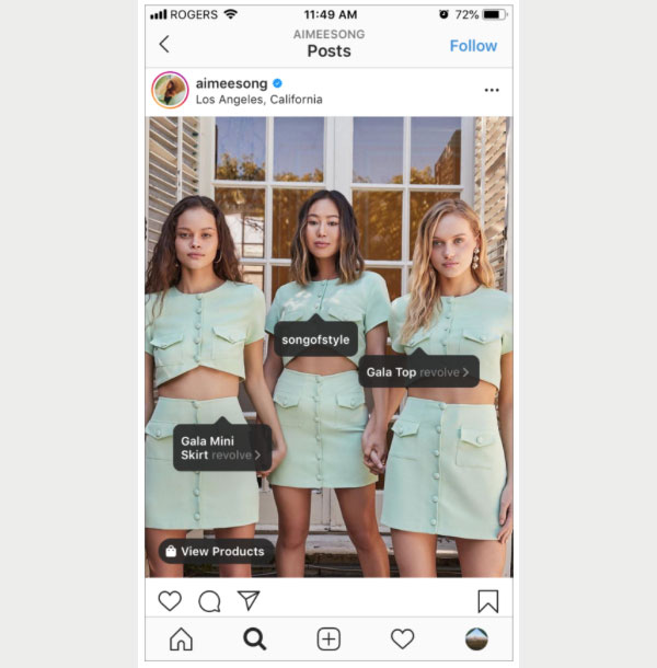 Instagram-posts