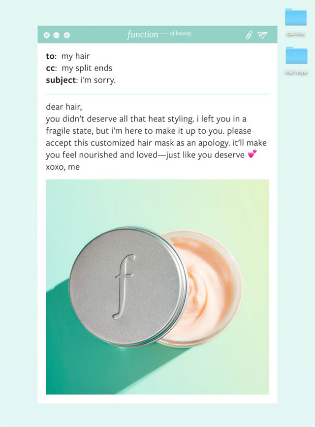 Beauty Email Campaign