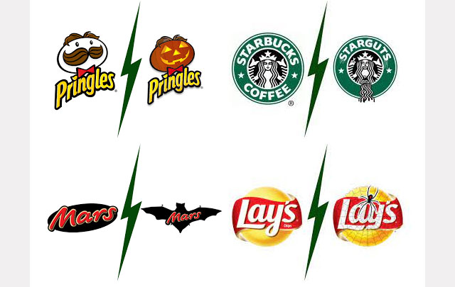 add halloween to seasonal branding