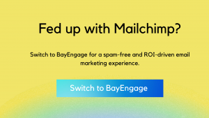mailchimp going to spam